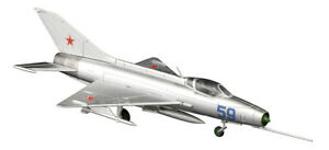 F-Toys 1/144 scale WING KIT WKC VS13  MiG-21F-13 Soviet Air Force 32nd Escort 2A