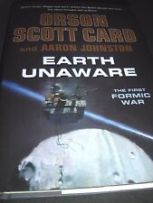 The First Formic War Ser.: Earth Unaware 1 by Orson Scott Card and Aaron Johnsto
