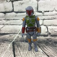Vintage 1979 Star Wars Boba Fett Action Figure Loose Collectible Kenner CPG Flaw