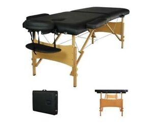"Value Massage Table 2"" padded"