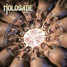 Holosade-a Circle of SILENT Screams (berlina 500 * Speed Metal Classic * Razor * H. Eve)