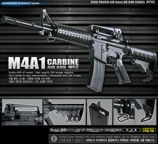 Academy #17101 M4A1 Carbine Rifle Airsoft Gun Rifle Toy / EXPRESS Shipping