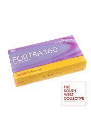 KODAK PORTRA 160 MEDIUM FORMAT 120 FILM (INDIVIDUAL ROLLS) FRESH STOCK BRAND NEW