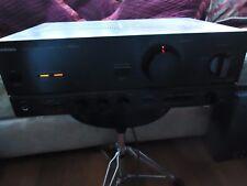 TECHNICS integrated stereo amplifier vintage retro 1980s 65w SU-V570 PXS