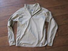 Xgo technical apparel fleece lined 1/4 zip soft shell base layer mens winter