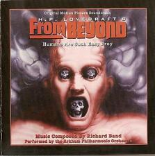 FROM BEYOND - COMPLETE SCORE - LIMITED 3000 - OOP - RICHARD BAND
