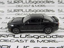 GREENLIGHT 1/64 Scale LOOSE Muscle Car Black 2010 FORD MUSTANG SHELBY GT-500