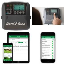 Rain Bird Smart Wifi 8 Zone Water Irrigation Sprinkler System Timer Controller