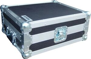 Technics SL1210 Turntable DJ Deck Swan Flight Case