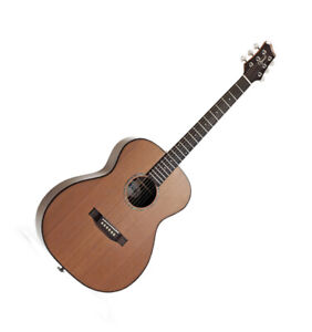 Ozark Small Body Acoutic Guitar Solid Top 3800