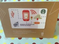 """STARBUCKS GIFT CARD CORPORATE / CO-BRANDED   """" TECHNOLOGY"""" COLLECTABLE"""