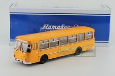 1/43 Russian Ussr Bus Liaz 677M 677 M Soviet Bus Diecast orange