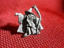 Pewter Wizard  Vintage Figure Gandalf