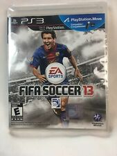 FIFA Soccer 13 (Sony PlayStation 3, 2012) Brand New SEALED