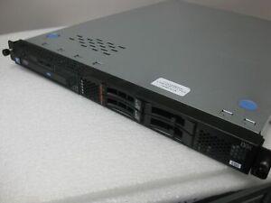 2583AC1 - IBM System x3250 M4, E3-12-70V2 3.5GHZ 16GB RAM, 2 X 146GB
