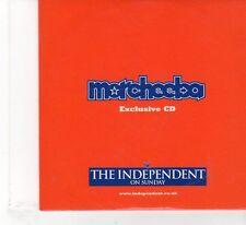 (FR224) The Independent Presents: Morcheeba, 4 tracks - 2000 CD