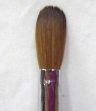 PROFESSIONAL KOLINSKY Acrylic Nail Brush CRIMPED #10 Short Handle