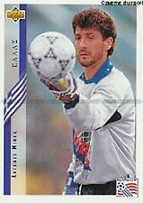 N°110 ANTONIS MINOU GREECE TRADING CARDS UPPER DECK WORLD CUP USA 1994