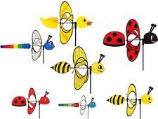 Windspiel Magic Animals 7 Motive zur Auswahl Windrad Windmühle Gartendekoration