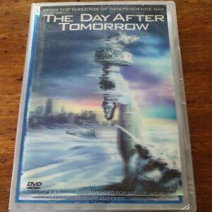 The Day After Tomorrow  DVD R4 VERY GOOD - FREE POST