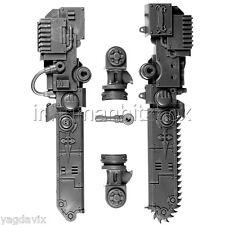 IK71 REAPER CHAINSWORD IMPERIAL KNIGHT WARHAMMER 40000 BITZ W40K B28à30-34-35