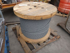 "1 Spool of steel cable 1/2"" Diam"