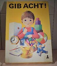 "04 015 Plasticart DDR Würfelspiel ""Gib Acht"""