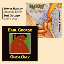 Trevor Hartley - Innocent Lover + Earl George - One and Only (2017)  CD  NEW