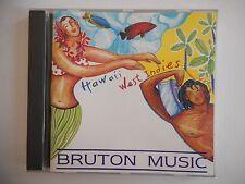 BRUTON MUSIC #BRR35 - HAWAII / WEST INDIES || CD  RTL Port 0€