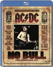 AC/DC No Bull The Director's Cut BLU-RAY BRAND NEW All Regions