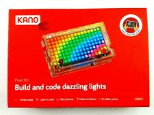 Kano Pixel Kit – Learn to code with light Ages 6+ 128 RGB LEDs 3 USB ports NEW
