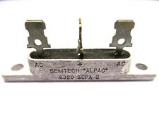 Rectifier, SCPA 1 100 Volt 15 Amp Center Tap (New Old Stock)(QTY 5 ea)N6