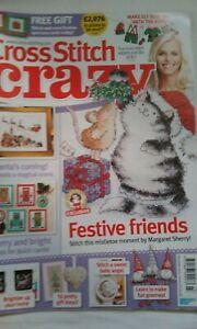 Cross Stitch crazy magazine  Dec 2016