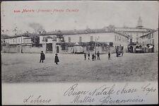 1905 - Merate - Piazza Castello