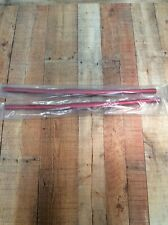 Answer XC Trail Expert Flat Handle Bar! Red! Brand NEW! 3 Degree Bend!