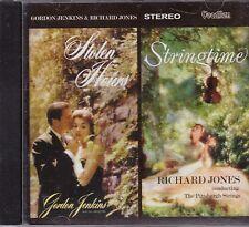 GORDON JENKINS - STOLEN HOURS / RICHARD JONES - STRINGTIME -  CD