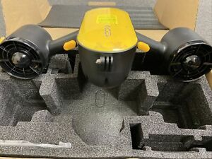 Geneinno S2 by CellBee Underwater Scooter- yellow