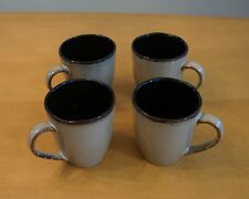 Set of 4 Gibson Elite Coffee Mugs / Cups Dishwasher Safe