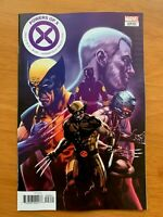 POWERS OF X 6 Cafu Decades Character Variant Wolverine Marvel 2019 NM+