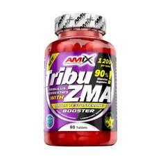 Amix Tribu ZMA estimulante de la testosterona Tribulus Terrestris 90 tabletas