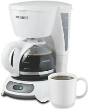 NEW SUNBEAM MR COFFEE DR4-NP 4 CUP COFFEE MAKER BREWER ELECTRIC NEW 4039392