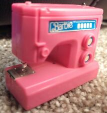 Barbie Vintage 90s Sewing Machine Mattel Doll Dream House Magic Moves Accessory