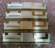 Hynix HYMP564F72BP8N2-Y5 2GB (4x512MB) PC2-5300 DDR2 ECC CL5 240P DIMM Memory
