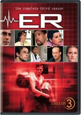 ER: The Complete Third Season [New DVD] Repackaged, Subtitled, Widescreen