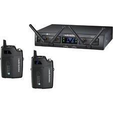 Audio-Technica ATW-1311 System 10 PRO Rack-Mount Digital Transmitter System
