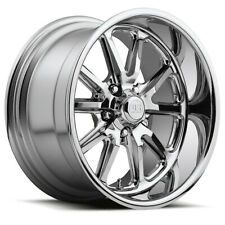 "US Mags U110 Rambler 17x8 5x5"" +1mm Chrome Wheel Rim 17"" Inch"