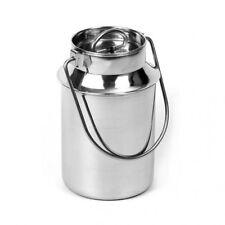 6 L Milchkanne aus rostfreiem Edelstahl 6 Liter MILCHKANNE GROß idea 6L