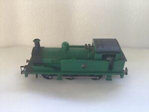 HORNBY DUBLO  0-6-0  GREEN TANK LOCO  no  31340