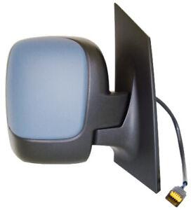 Peugeot Expert 5//2007 in poi Piastra specchietto termica con vetro sx