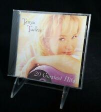 Tanya Tucker - 20 Greatest Hits (CD) 2000, Capitol [Sealed]